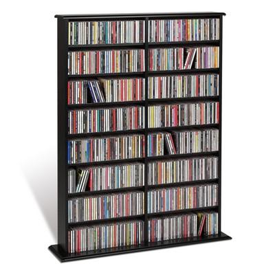 Double Width Wall Storage - Prepac