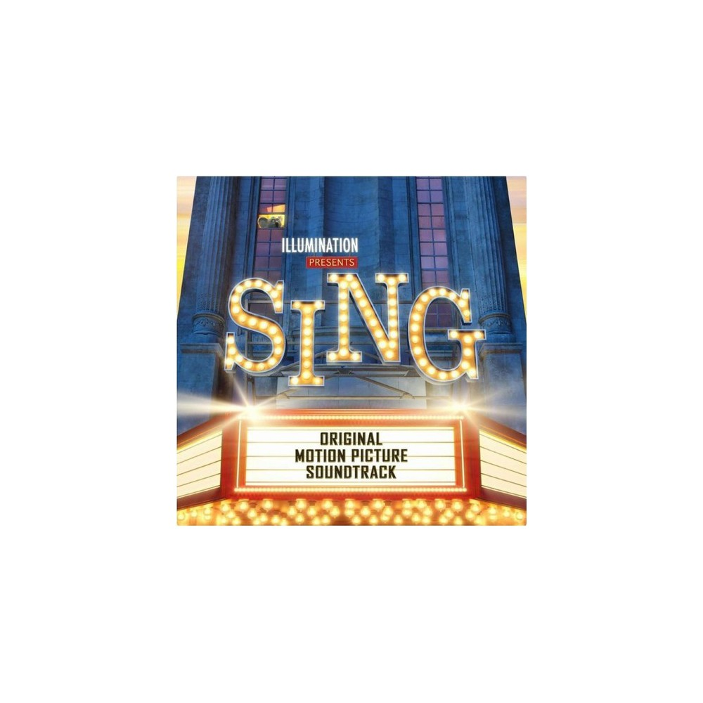 Various - Sing (Ost) (CD)