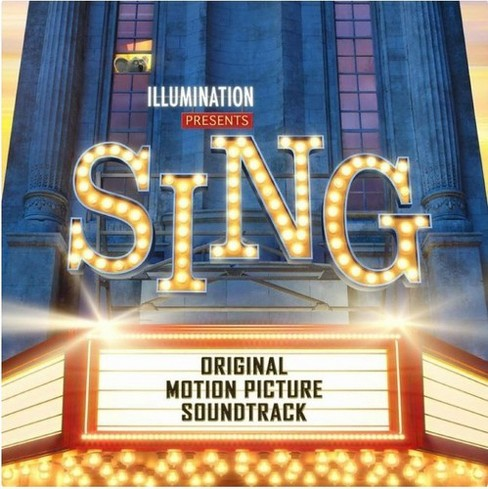 Various - Sing (Ost) (CD) - image 1 of 1