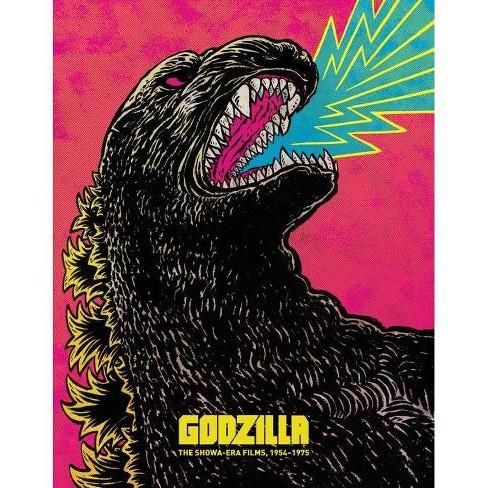 Godzilla: The Showa-Era (Blu-ray) - image 1 of 1