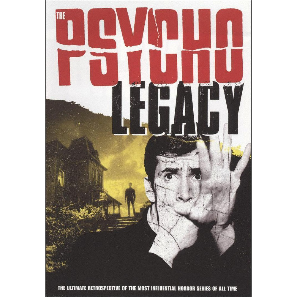 Psycho Legacy (Dvd), Movies