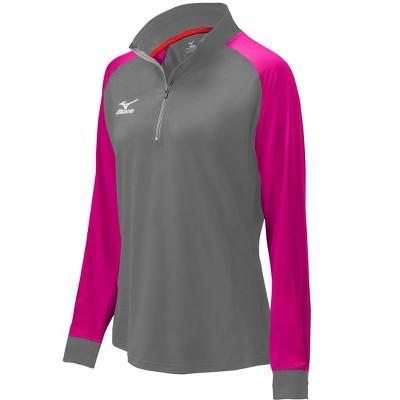 Mizuno Women's Elite 9 Prime 1/2 Zip Volleyball Jacket