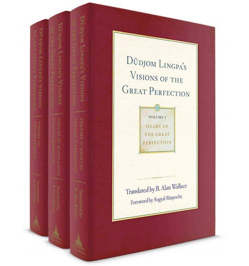 Dudjom Lingpa's Visions of the Great Perfection : Heart of the Great Perfection / Buddhahood Without - image 1 of 1