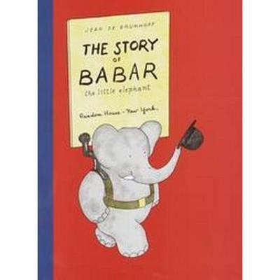 Story of Babar, the Little Elephant (Hardcover)(Jean de Brunhoff)