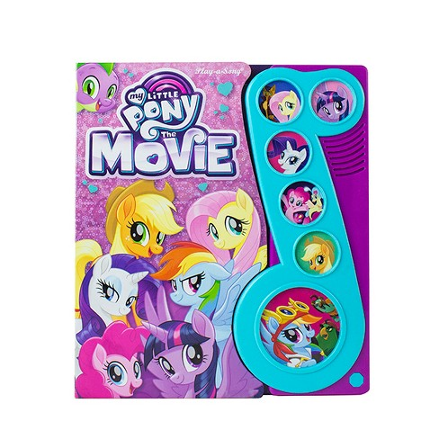 My Little Pony The Movie - Little Music Note (Board Book) - image 1 of 1