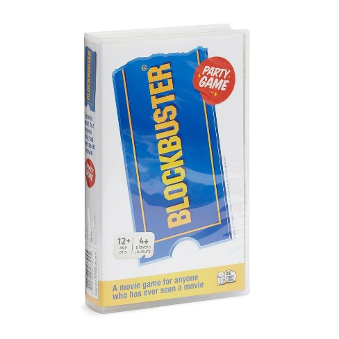 The Blockbuster Party Game - image 1 of 4