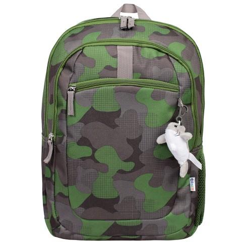 "Crckt 16.5"" Kids' Backpack - Camo - image 1 of 4"