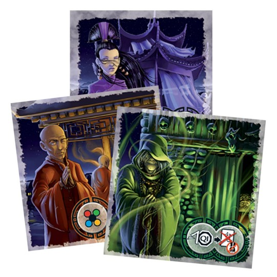 Ghost Stories Board Game, board games image number null