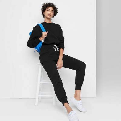 Women's High-Rise Sweatpants - Wild Fable™