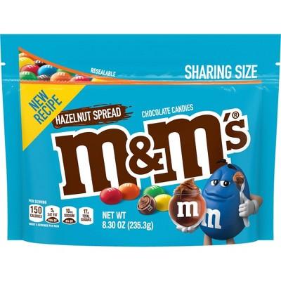 Chocolate Candies: M&M's Hazelnut