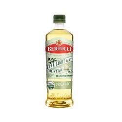 Bertolli Extra Light Tasting Organic Olive Oil - 16.9 fl oz
