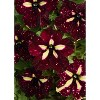 3pc BurgundySky Petunia Plant with Burgundy/White Blooms - National Plant Network - image 2 of 2