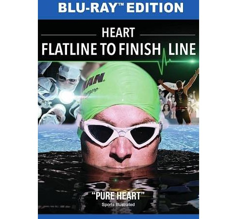 Heart:Flatline To Finish Line (Blu-ray) - image 1 of 1