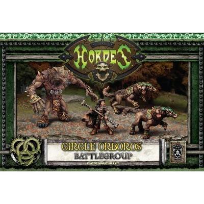 Circle Orboros Battlegroup Miniatures Box Set