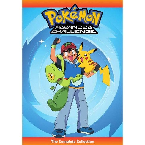 Pokemon Advanced Challenge Collection (DVD) - image 1 of 1