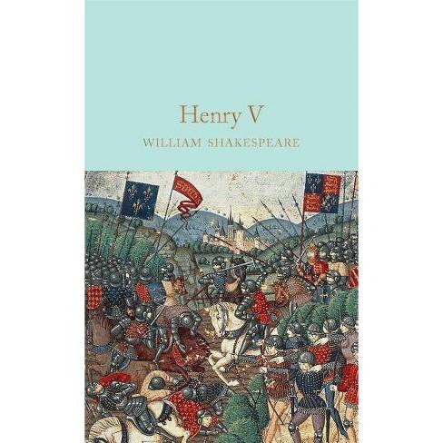 Henry V - by  William Shakespeare (Hardcover) - image 1 of 1