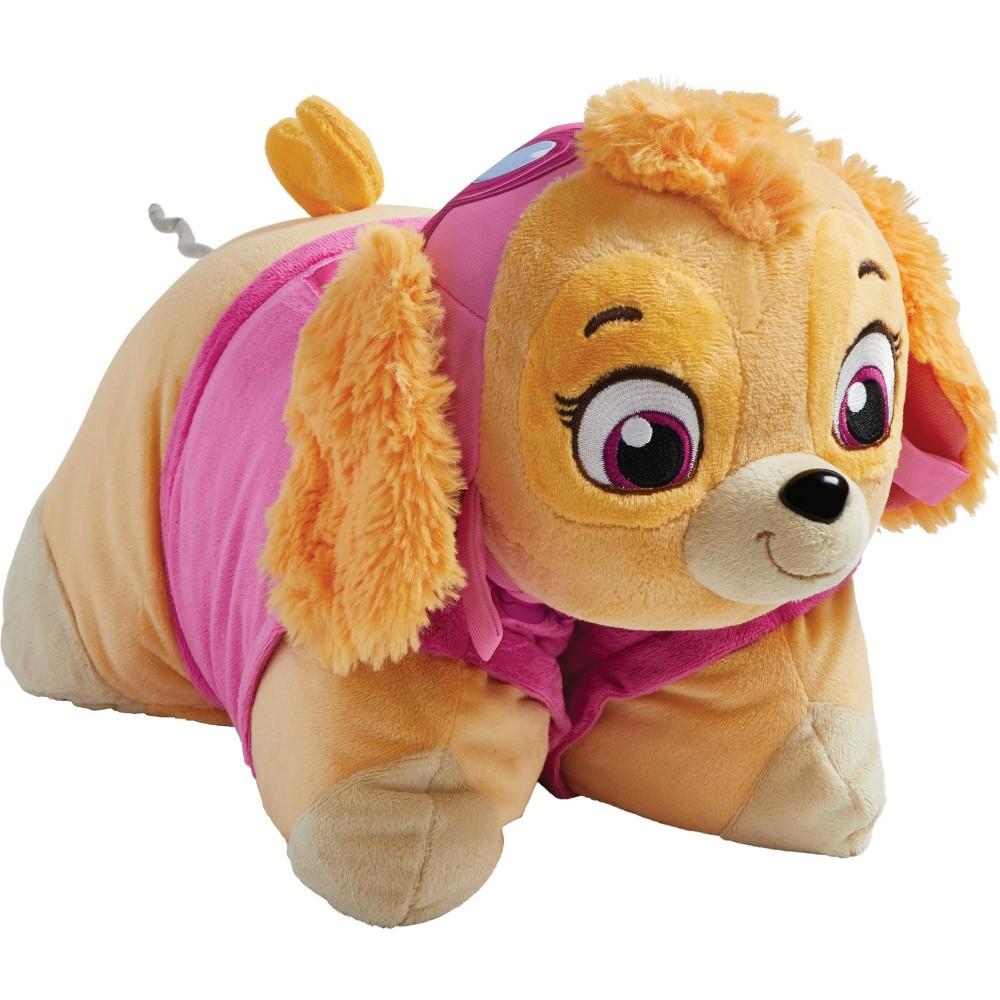 "Image of ""16"""" Nickelodeon Paw Patrol Skye Throw Pillow - Pillow Pets"""