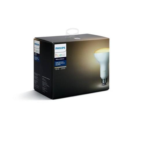 Philips Hue BR30 White Ambiance LED Bulb - image 1 of 4
