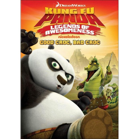 Kung Fu Panda: Legends of Awesomeness - Good Croc, Bad Croc (dvd_video) - image 1 of 1