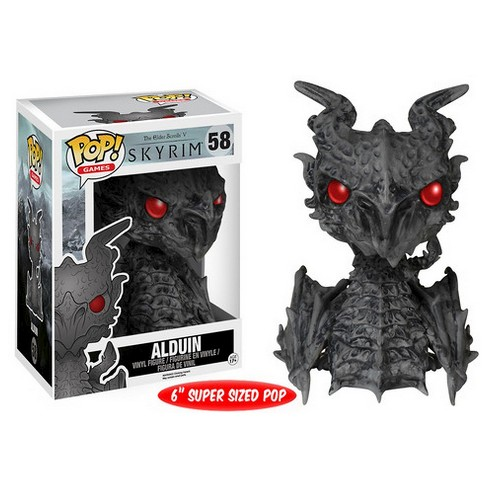 POP! Games - Skyrim - Alduin - image 1 of 1