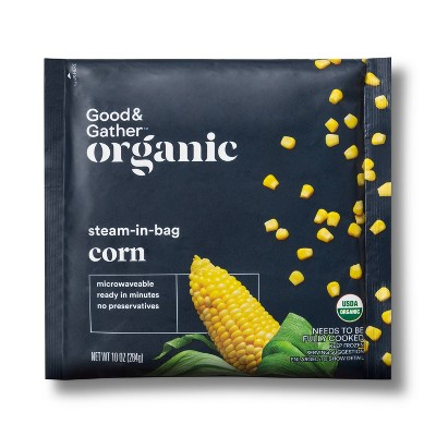 Organic Frozen Corn - 10oz - Good & Gather™