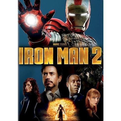 Iron Man 2 (dvd_video) - image 1 of 1