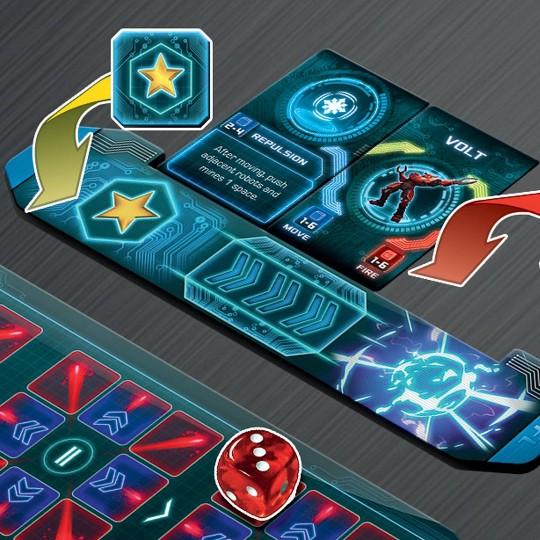 Volt Board Game, board games image number null