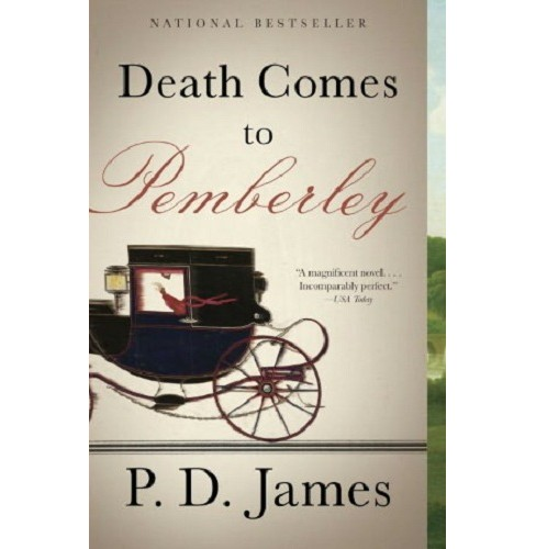 Death Comes to Pemberley  (Paperback) by P. D. James - image 1 of 1