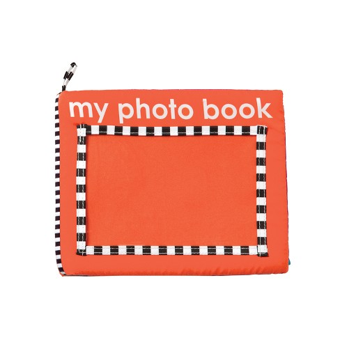The Manhattan Toy Company Soft Photo Book - image 1 of 4
