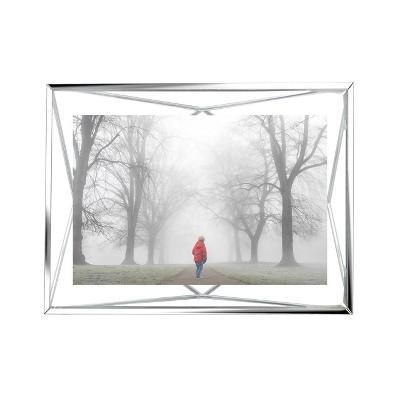 "4"" x 6"" Prisma Photo Display Frame Chrome - Umbra"