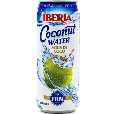 Iberia Coconut Water No Pulp - 16.9 fl oz