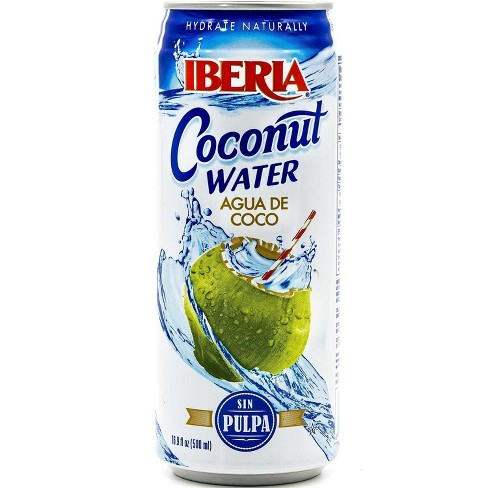 Iberia Coconut Water No Pulp - 16.9 fl oz - image 1 of 2