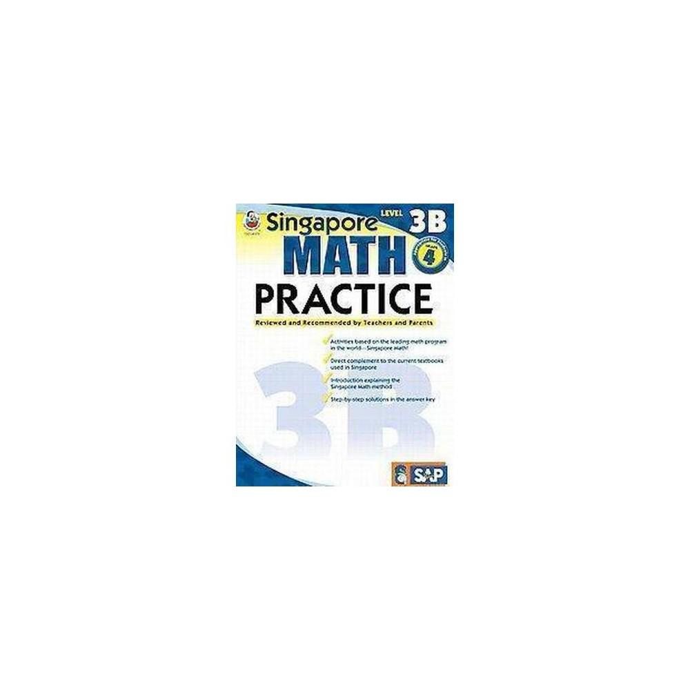 Singapore Math Practice, Level 3B (Workbook) (Paperback)
