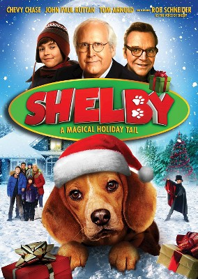 Shelby: A Magical Holiday Tail (DVD)