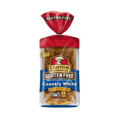 Canyon Bakehouse Gluten Free Country White Bread - 15oz