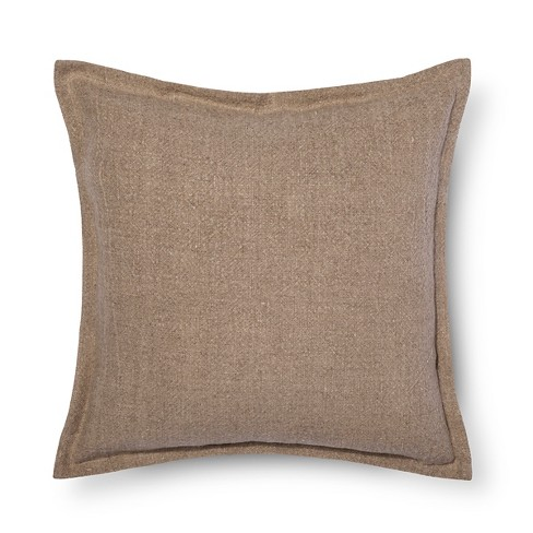Linen Throw Pillow Cover - Threshold™ - image 1 of 1
