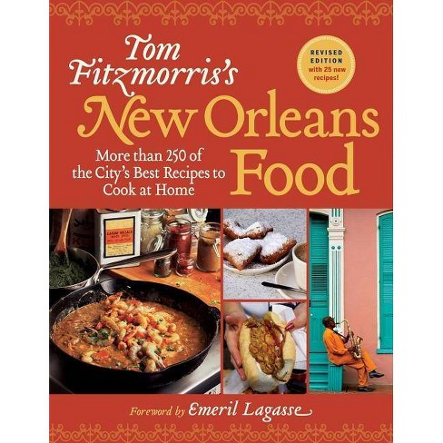 Tom Fitzmorris's New Orleans Food - (Paperback) - image 1 of 1