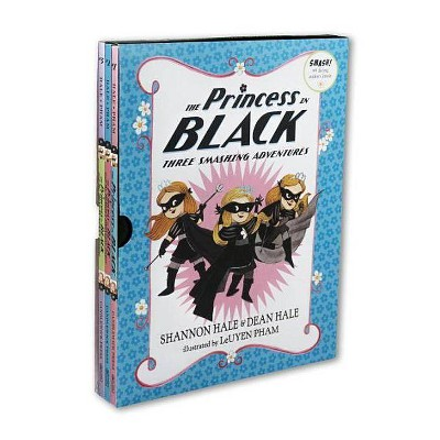 Princess in Black : Three Smashing Adventures -  Reprint by Shannon Hale & Dean Hale (Paperback)