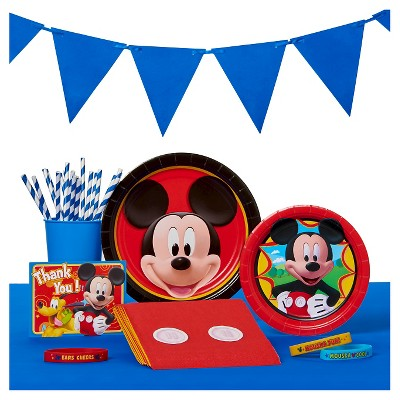 Mickey Mouse Party Supplies Collection