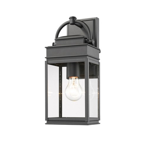 "Artcraft Lighting AC8220 Fulton Single Light 14"" Tall Outdoor Wall Sconce - image 1 of 1"