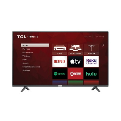 "TCL 65"" Roku 4K UHD HDR Smart TV - 65S435"