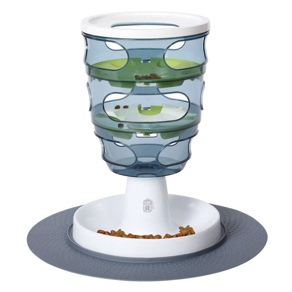 Catit Design Senses Food Maze Cat Bowl