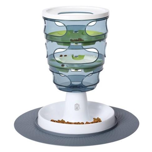 Catit Design Senses Food Maze Cat Bowl - image 1 of 4