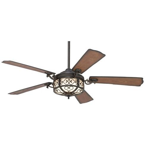 Casa Vieja Rustic Outdoor Ceiling Fan