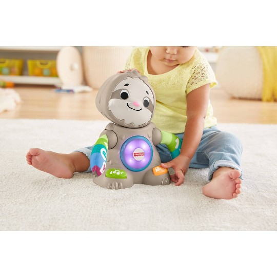 Fisher-Price Linkimals Smooth Moves Sloth image number null