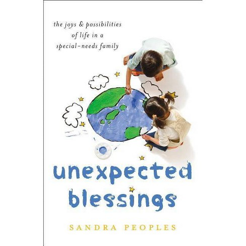 Unexpected Blessings - by  Sandra Peoples (Paperback) - image 1 of 1