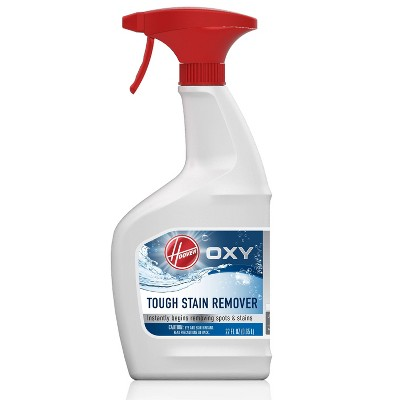 Carpet Cleaner & Deodorizer: Hoover Oxy Tough Stain Remover