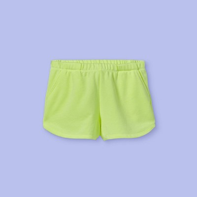 Girls' French Terry Shorts - More Than Magic™