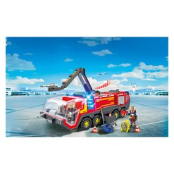 Playmobil Airport Fire Engine