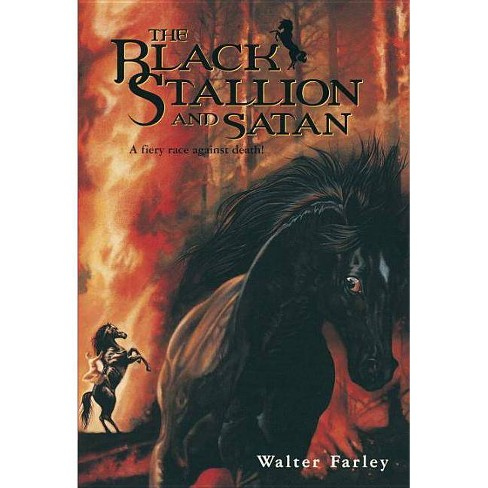 Black Stallion and Satan - by  Walter Farley (Paperback) - image 1 of 1